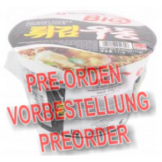 Nong Shim Instant Nudelsuppe Udon