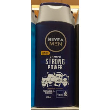 Nivea - Men Champu Strong Power Shampoo 250ml (24-48h Lieferzeit)