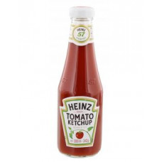 Heinz Tomato Ketchup 300ml Glasflasche (A)