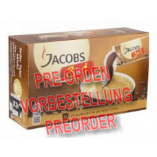 Jacobs - 3in1 Kaffee 10 Portionen Instantpulver 180g