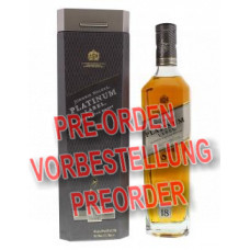 Johnnie Walker Platinum Label 18 years 700ml