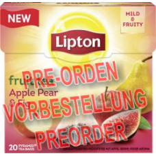 Lipton Fruit Tea Apple Pear & Fig Pyramidenbeutel 38g