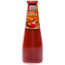 Libby's - Catchup Ketchup tradicional Glasflasche 545g produziert auf Teneriffa